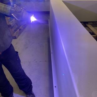 Traitement de surfaces par technique de métallisation
